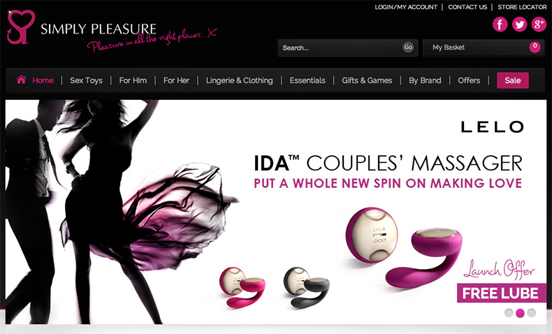 Simply Pleasure Sex Toys review – Adult Sex Toys