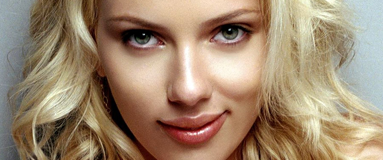 Scarlett Johansson enjoys porn!