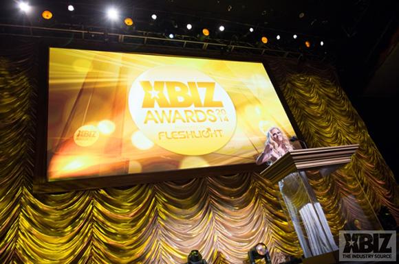 2014 XBIZ Award Winners