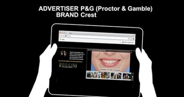 Major brands ads on porn sites