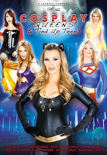 adult actress Tanya Tate Cosplay Queens