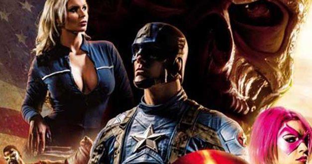 Vivid release 'Captain America XXX'