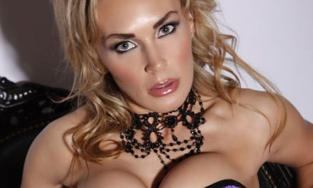 UK adult star Tanya Tate wins 3rd Award
