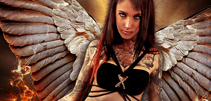 Tera Patrick Stars In 'Angel Of Darkness'