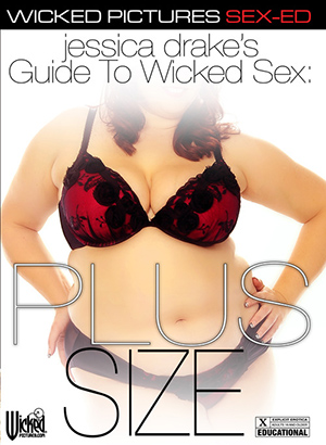 Jessica Drakes Guide to Wicked Sex Plus Size cover