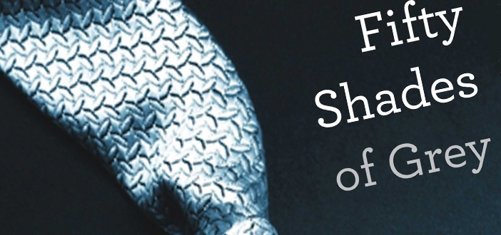 Introducing the Fifty Shades of Grey Collection