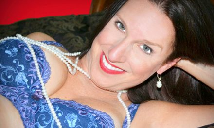 Gillian Sloan is a Bunny Ranch featured Bunny