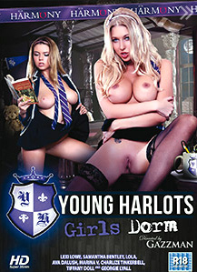 Harmony Vision Young Harlots girls dorm