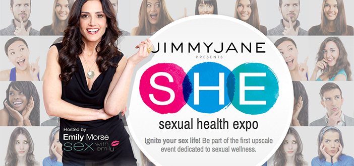 Sexual Health Expo to host 'SHE Awards'