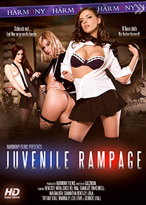 Harmony Vision Juvenile Rampage cover