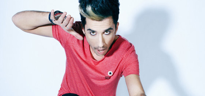 Paul Raymond Awards hosted by Russell Kane and Luisa Zissman