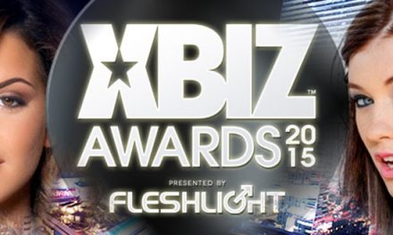 Keisha Grey, Misha Cross for 2015 XBIZ Awards