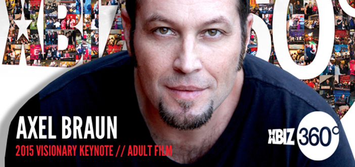 Axel Braun to Keynote Adult Film Conference