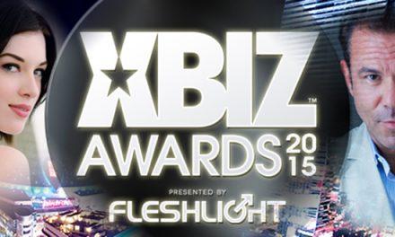 Stoya, Steven St. Croix host 2015 XBIZ Awards