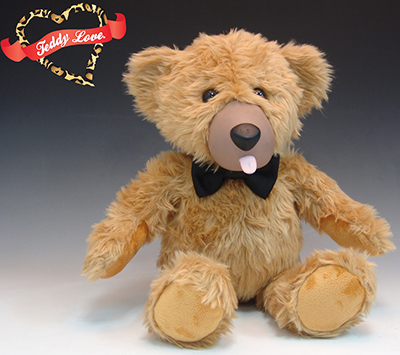 Veteran adult toy distributor Williams Trading Company is now distributing Teddy Love Bear.
