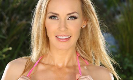 Tanya Tate bares her Superhero body for Fiesta