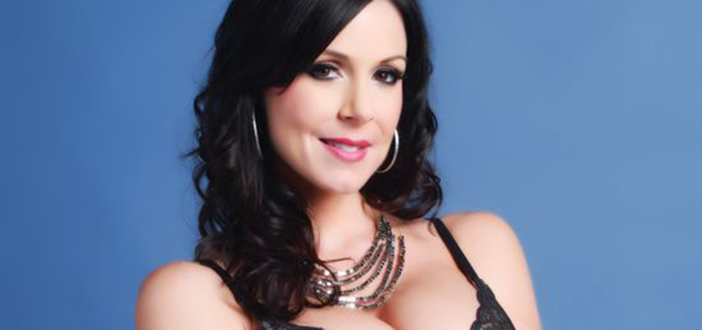 Kendra Lust signs interracial contract with ArchAngel