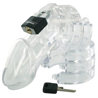 Lovehoney CB-6000 Male Chastity Cage Kit