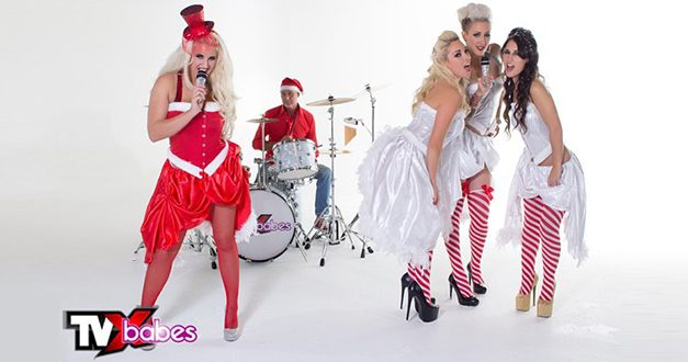 TVXbabes – Watch 'Coming for Christmas'