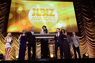 XBIZ Awards 2015