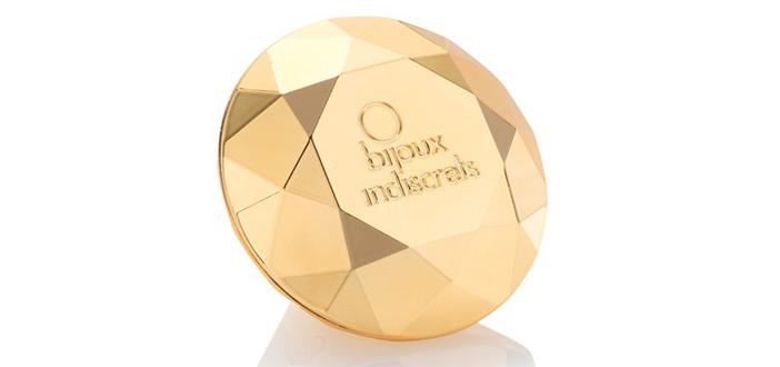 Bijoux Indiscrets Diamond Shape Vibrator