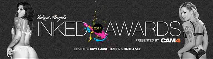 Inked Awards banner