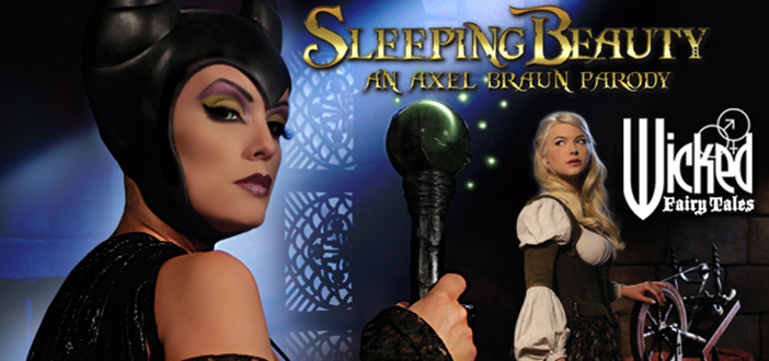Axel Braun Wraps 'Sleeping Beauty XXX'