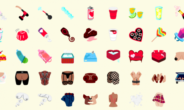 Flirtmoji – NSFW emoji for sexting