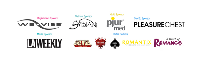Sexual Health Expo sponsor logos