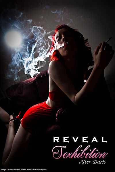 'Reveal' – the ultimate pole dancing and strip club
