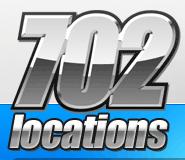 702 Locations logo