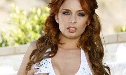 Ashlee Graham interviewed by AVN