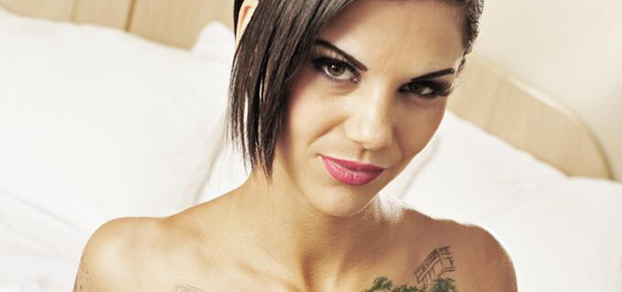 Bonnie Rotten makes Porn's Biggest Star list
