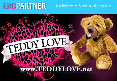 Teddy Love Bear and Eropartner