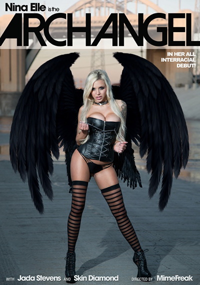 "Nina Elle ""Nina Is The ArchAngel"" movie cover"