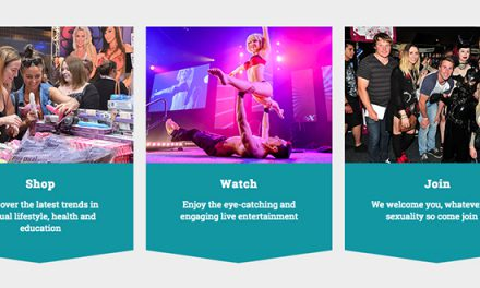 Sexpo UK launches website and early bird tickets