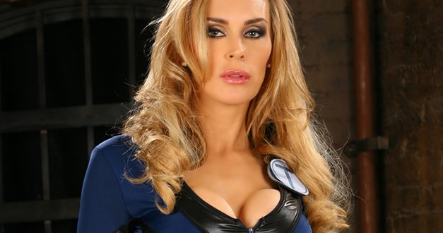 Tanya Tate appearing at Wondercon
