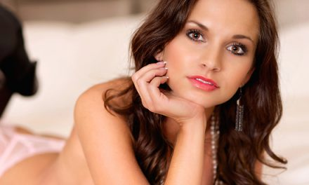 Ashley Sinclair wins Sexiest Adult Starlet award