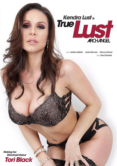 Kendra Lust - True Lust DVD cover