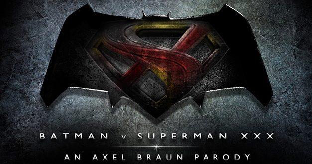 Axel Braun wraps Batman v Superman XXX