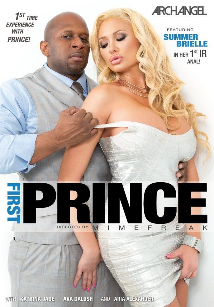 "Prince Yahshua ""First Prince"" DVD cover"