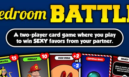 Bedroom Battle launch Kickstarter campaign