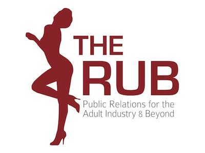 The Rub PR logo