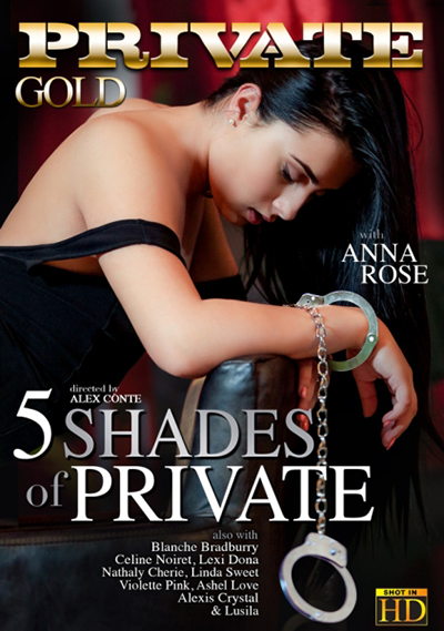 """Private """"5 Shades of Private"""