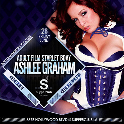 fiery red headed adult star Ashlee Graham