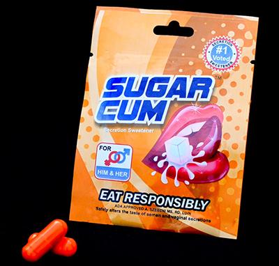 Suger Cum packaging