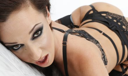 Jada Stevens is Dr. Jay's must see girl for July