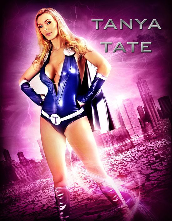 Tanya Tate set for signings at Comic Con