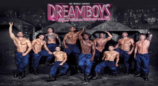 Dreamboys To Perform At Sexpo UK