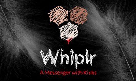 Sexhibition announce lead sponsor Whiplr